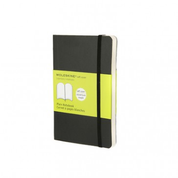 Carnet Moleskine pages blanches