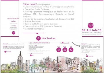 Plaquette CSR Alliance 10