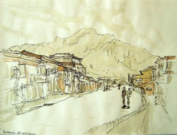 "Langmusi, ""Far West"" chinois"