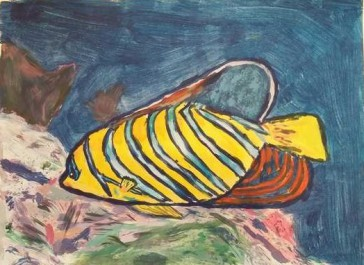 Drawing and Painting Class for Children – Tuesday 5:00PM-6:30PM