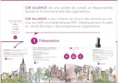 CSR Alliance, leaflet - 7