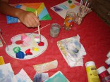 « Travel Sketchbook » Art Birthday Party for Children – Private Event