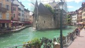 Travel Sketchbook Workshop in Annecy (Lake Annecy, French Alps)